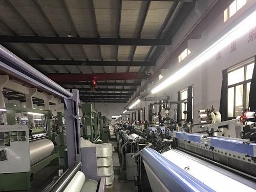 polyester textile manufacturer
