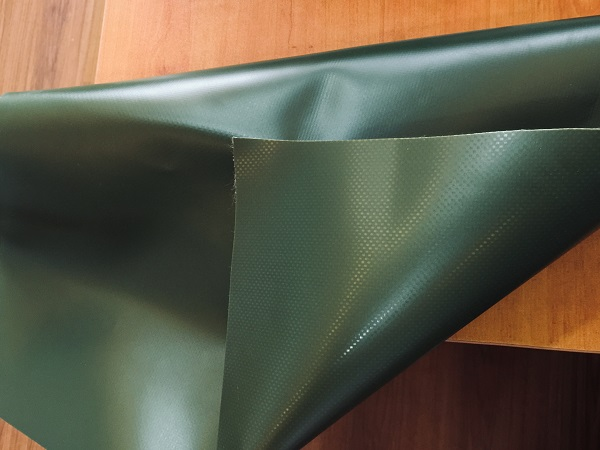 PVC tarpaulin for oil bags