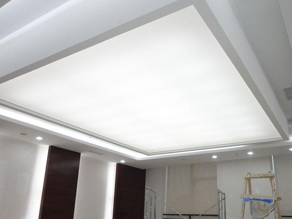 PVC Stretch Ceiling Film manufacturer
