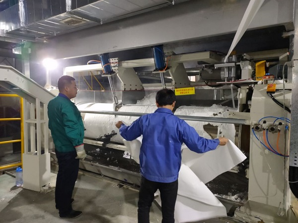 PVC stretch film factory