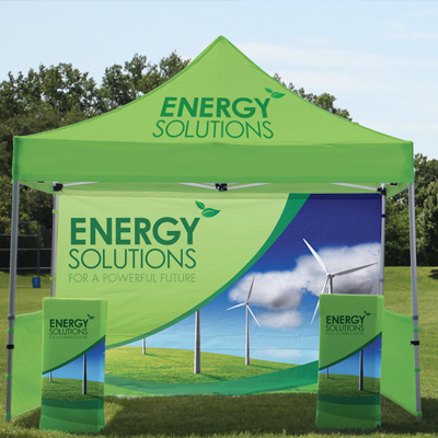 sublimation tent fabric